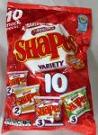 Arnotts Shapes Variety Pack