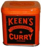 Keens Traditional Curry Powder