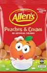 Allens Peaches & Cream