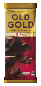 Cadbury Old Gold Dark BLOCK