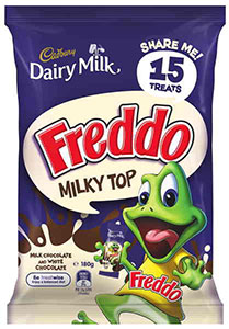 Cadbury Freddo Frogs Share Pack