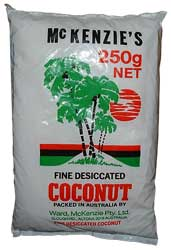 McKenzie's fine desiccated Coconut