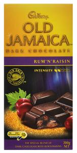 Cadbury Old Jamaican Rum 'N' Raisin BLOCK