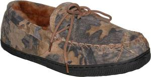 Old Friend Men's Cammoflage Moccasin w/ Free Shipping in USA