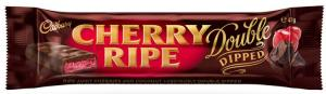 Cadbury Cherry Ripe Double Dipped Bar