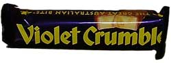 Nestle's Violet Crumble Bar