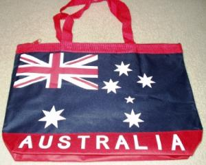 Aussie Flag Shopping Bag