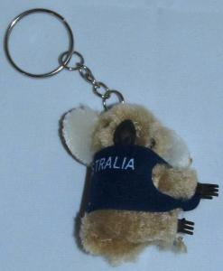 Clip On Koala Key Chain