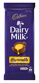 Cadbury Dairy Milk Caramello BLOCK