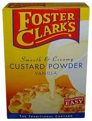 Foster Clark's Custard Powder