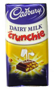 Cadbury Dairy Milk Crunchie BLOCK