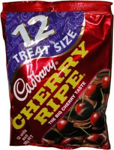 Cadbury Cherry Ripe Share Pack