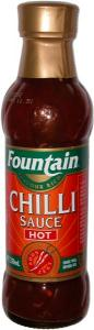 Fountains Chilli Sauce HOT