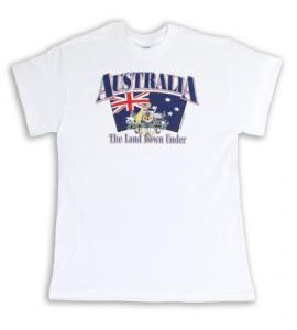 Land Down Under T-Shirt