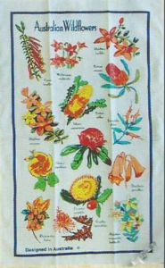 Australian Tea Towels