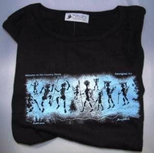 Aboriginal Art T-Shirt
