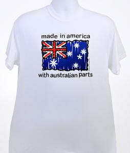 Aussie Parts T-Shirt