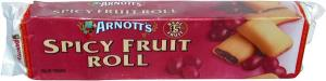Arnotts SPICY FRUIT Roll