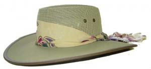 Barmah 1047 Women's Canvas Drover w/ Free Shipping in USA