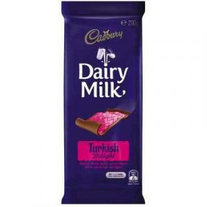 Cadbury Dairy Milk Turkish Delight BLOCK
