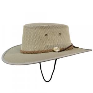Barmah 1057 Men's Canvas Drover w/ Free Shipping in USA