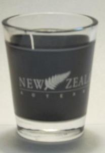 New Zealand Shot Glass