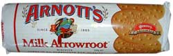 Arnotts Milk Arrowroot