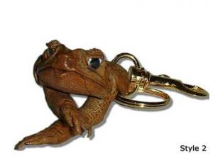 Cane Toad Key-chain