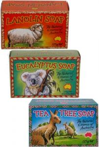 Hand and Body Soaps