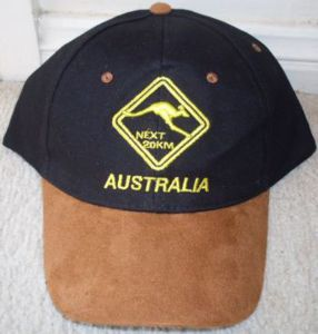 Roadsign Caps and Hats