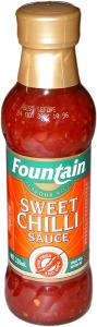Fountains Sweet Chilli Sauce