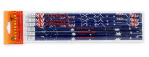 Aussie Flag Pencils