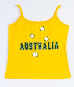 Aussie Gold Tank Top