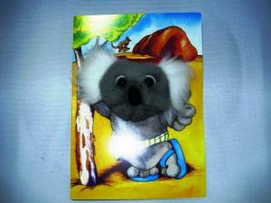 Koala Mail Packet Stuffed Toy