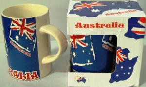 Aussie Flag Coffee Mug