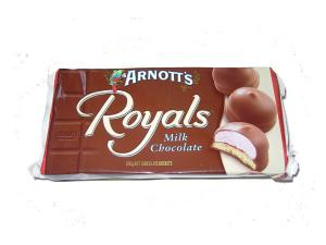 Arnott's Royals MILK Chocolate